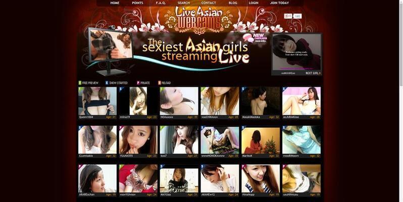 The LiveAsianWebCams.com